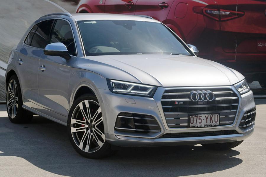 2018 Audi Sq5 FY MY18 Suv
