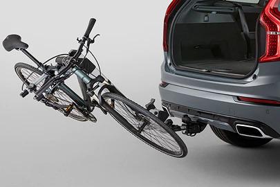 Bike holder for 2 bikes, hitch Image