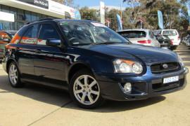 Subaru Impreza RS S
