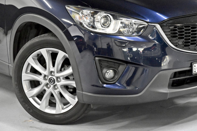2014 Mazda Cx-5 KE1031  Grand Tour Suv Image 5