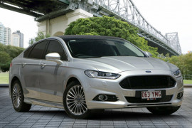 Ford Mondeo Titanium PwrShift MD