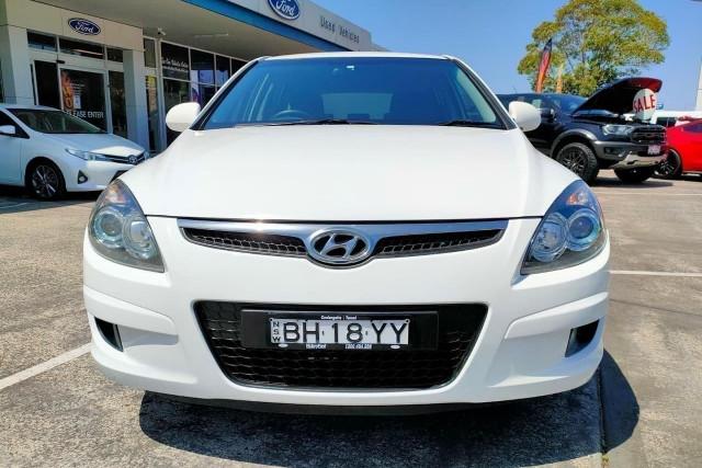 2010 Hyundai I30 SX