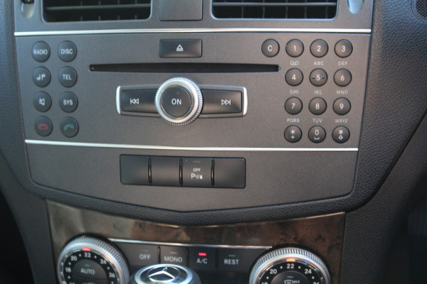 2010 Mercedes-Benz C-class W2 Avantgarde Wagon