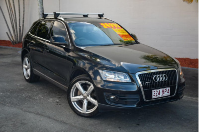 2009 Audi Q5 8R MY10 TDI Suv Image 2