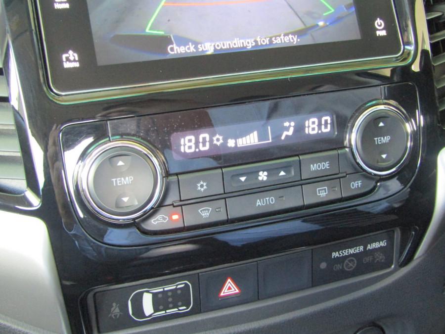 2018 Mitsubishi Triton MQ GLS Double Cab Pick Up 4WD Dual cab Image 26