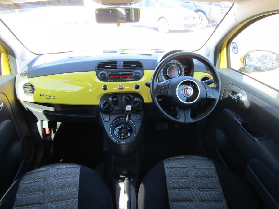 2008 Fiat 500 Series 1 Pop Hatch Image 13