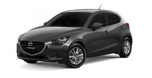 2018 MY17 Mazda 2 DJ Series Maxx Hatch Hatchback