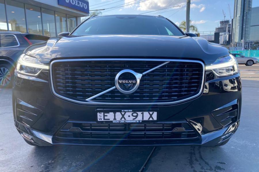 2019 Volvo XC60 D5 R-Design