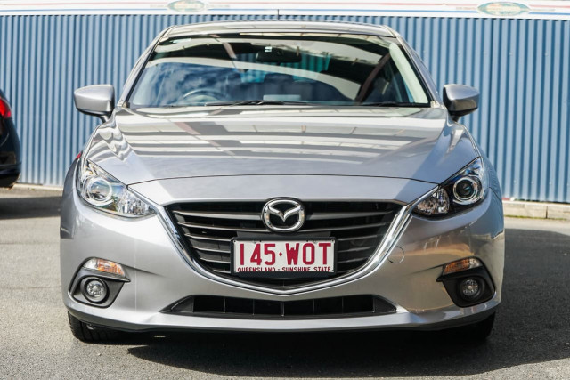 2016 Mazda 3 BM Series SP25 Hatchback Image 2