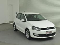 Volkswagen Polo 77TSI 6R MY13.5