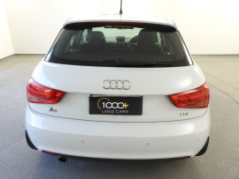 2012 MY13 Audi A1 8X MY13 Attraction Hatchback Image 5