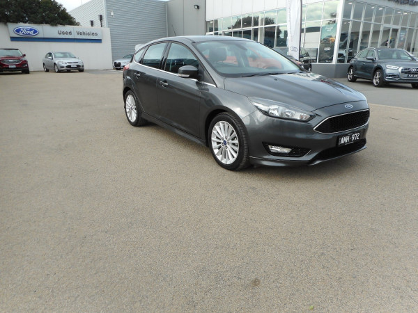 2016 Ford Focus (TH)SPORT Hatchback