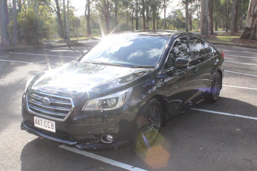 2016 Subaru Liberty 2.5i Image 4