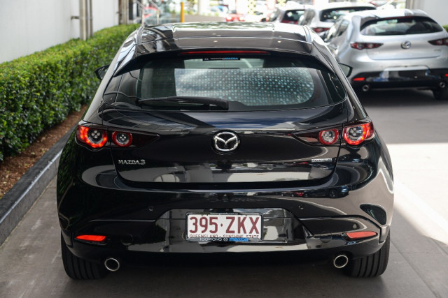 2019 Mazda 3 BP G25 GT Hatch Hatchback Image 4