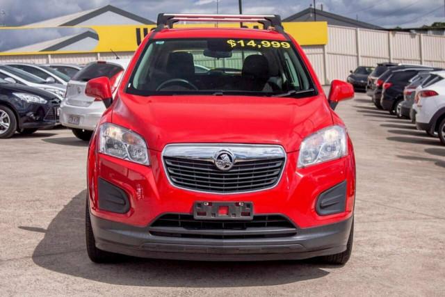 2015 Holden Trax LS