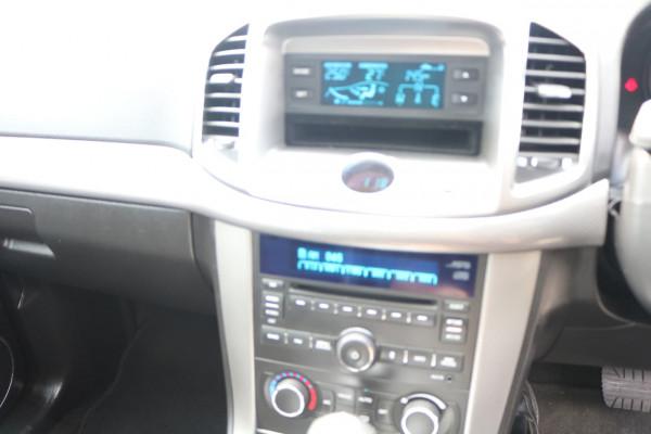 2012 Holden Captiva CG SERIES II 7 Wagon