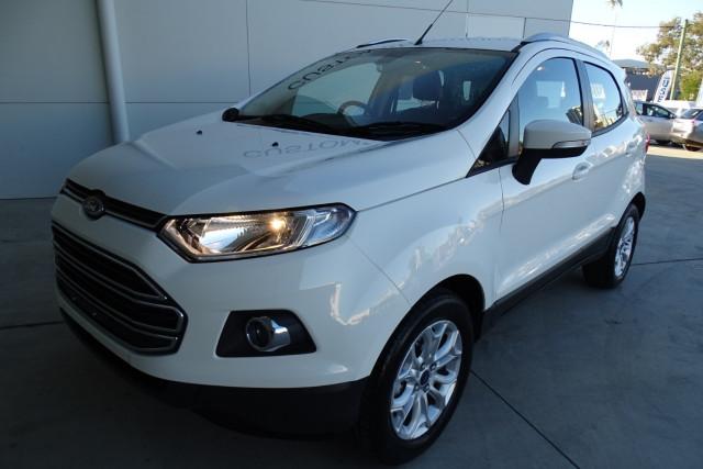 2016 Ford EcoSport Titanium