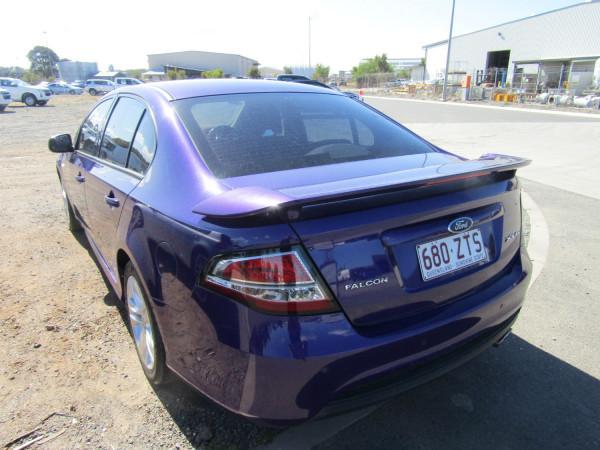 2009 Ford Falcon Xr6 FG XR6 Sedan