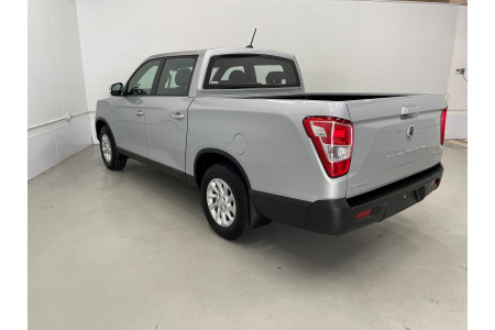 2021 MY20.5 SsangYong Musso Q201 ELX XLV Utility Image 4
