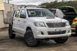 Toyota Hilux SR (4x4) KUN26R MY14