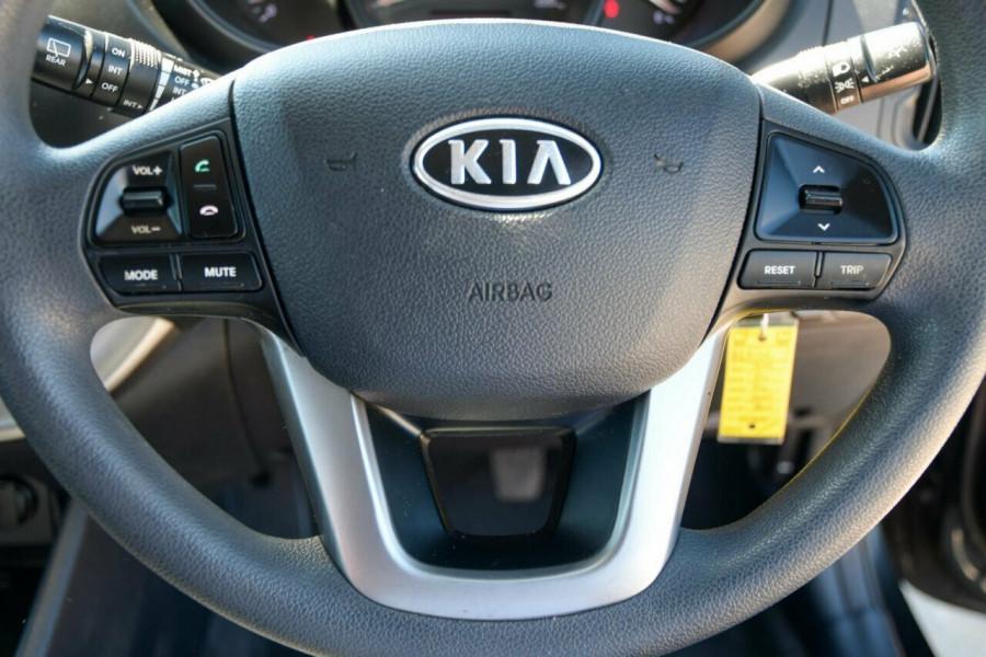 2012 Kia Rio UB MY12 S Hatchback Image 15