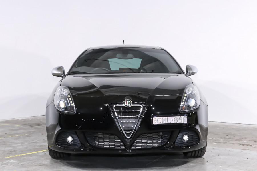 2012 Alfa Romeo Giulietta Qv 1750 Tbi