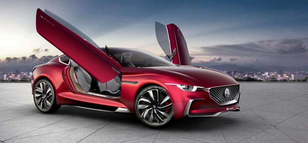 E-motion concept car