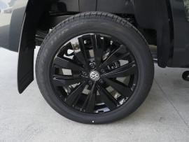 2020 Volkswagen Amarok 2H V6 Highline Black 580 S Utility Image 5