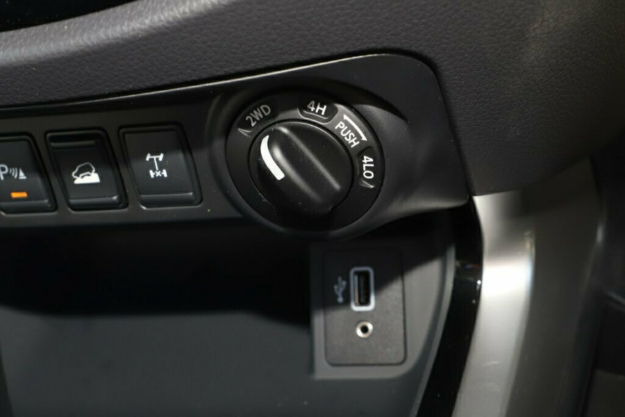 2020 Nissan Navara D23 Series 4 ST-X 4x4 Dual Cab Pickup Utility Image 20