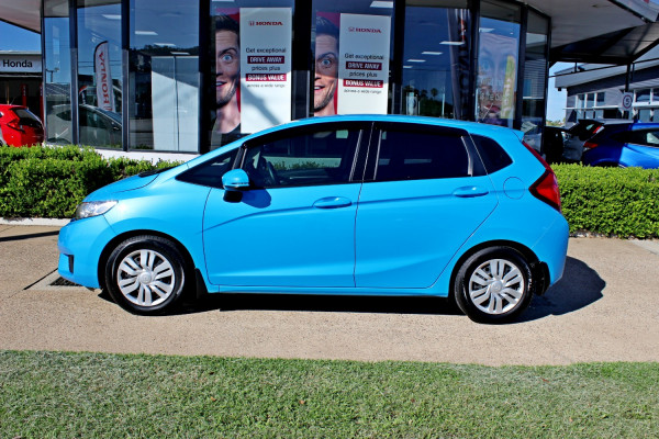 2014 MY15 Honda Jazz 5 Door (ja5) GF  VTi Hatchback Image 5