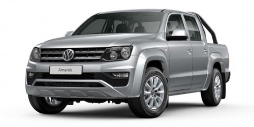 2018 Volkswagen Amarok 2H Core Plus Dual Cab 4x4 Utility - dual cab