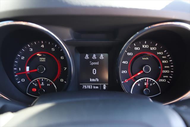 2016 Holden Commodore VF Series II MY16 SV6 Sedan Image 14