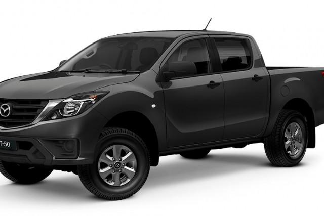 2020 Mazda BT-50 UR 4x4 3.2L Dual Cab Pickup XT Utility