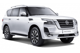 Nissan Patrol Ti-L Y62 Series 5