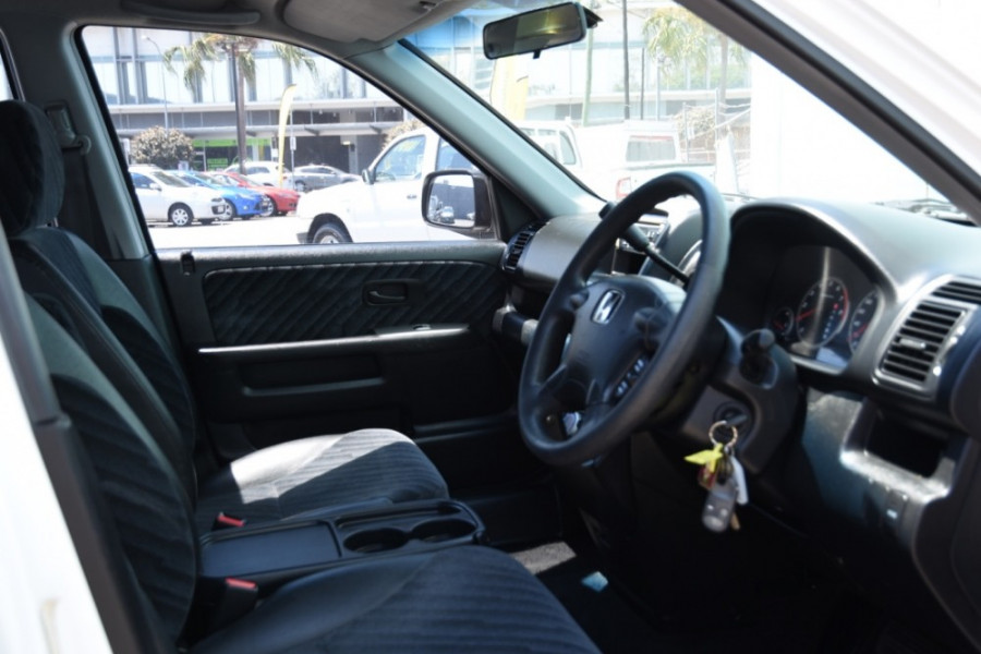 2003 MY04 Honda CR-V RD MY2004 Suv