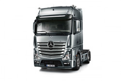 New Mercedes-Benz Actros