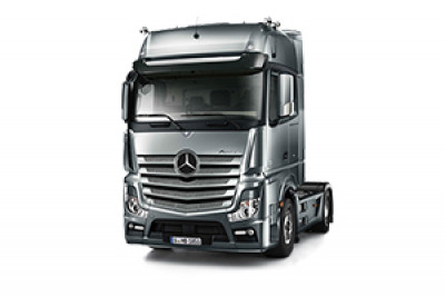 New Mercedes-Benz Trucks Actros