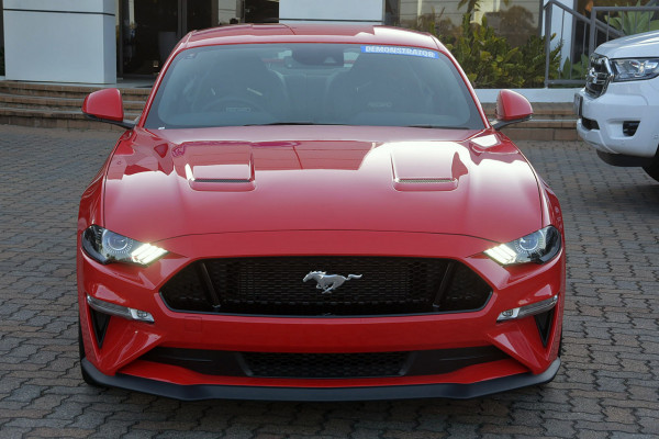 2018 MY19 Ford Mustang FN GT Fastback Coupe Image 2