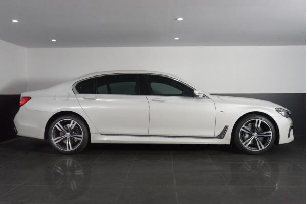 2018 BMW 7 Bmw 7 40li M Sport Auto 40li M Sport Sedan Image 4
