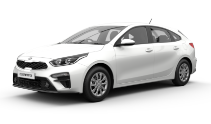 Cerato Hatch S Automatic with Safety Pack