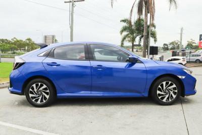 2018 Honda Civic 10th Gen MY18 VTi-S Hatchback Image 4