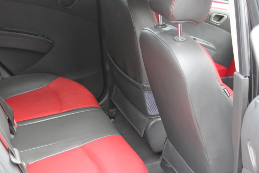 2011 Holden Barina Spark MJ  CD Hatchback Image 13