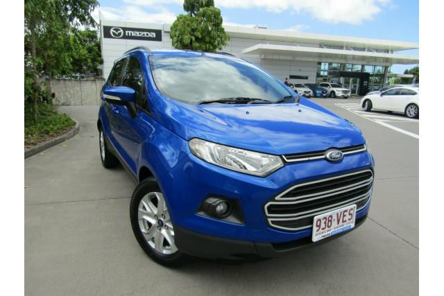 2014 Ford Ecosport BK Trend PwrShift Suv