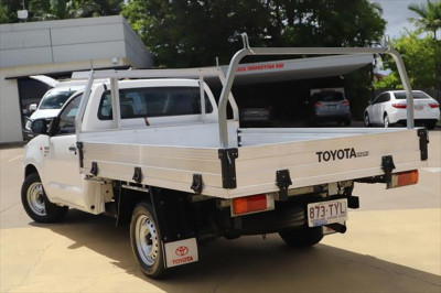 2014 Toyota HiLux KUN16R MY14 SR Cab chassis Image 3
