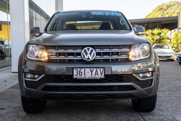 2017 MY17.5 Volkswagen Amarok 2H  TDI550 Sportline Utility Image 4