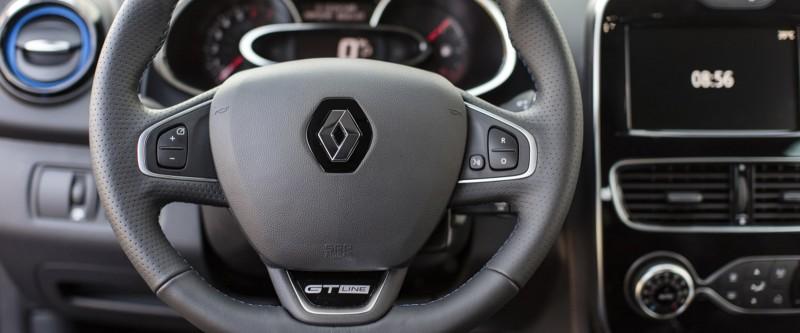 Clio Sports trim
