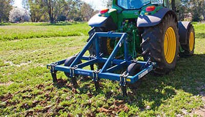 New Agrowplow AP11 Deep Tillage Plough