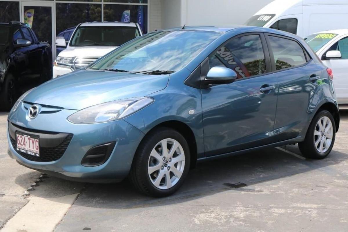 2014 Mazda 2 DE10Y2  Neo Sport Hatchback