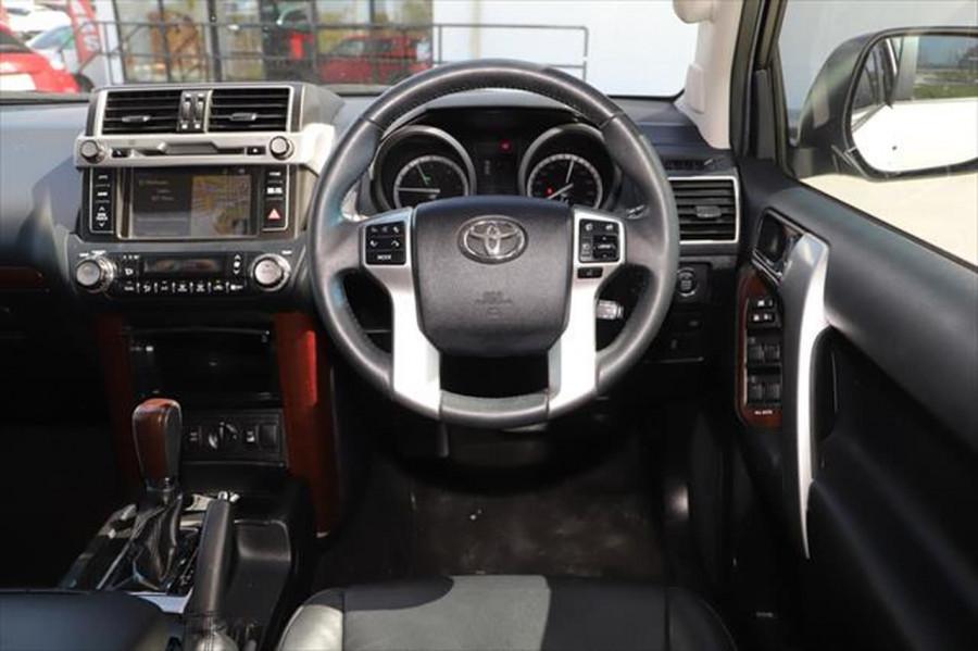 2015 Toyota Landcruiser Prado GDJ150R VX Suv Image 13