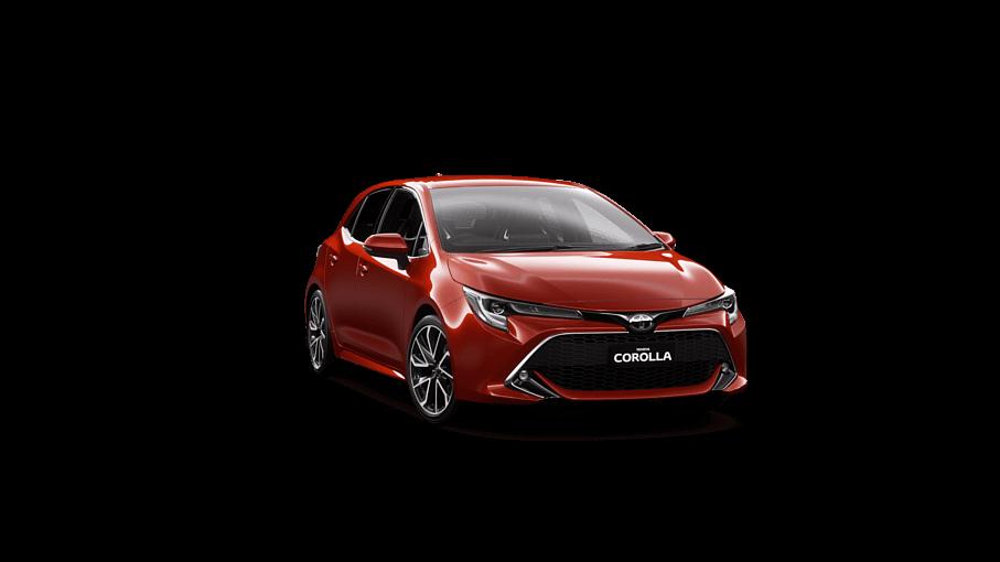 Corolla Hatch ZR <span>Petrol | Auto CVT</span>
